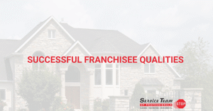 Successful franchisee qualities