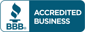 Better Business Bureau Accredited Badge