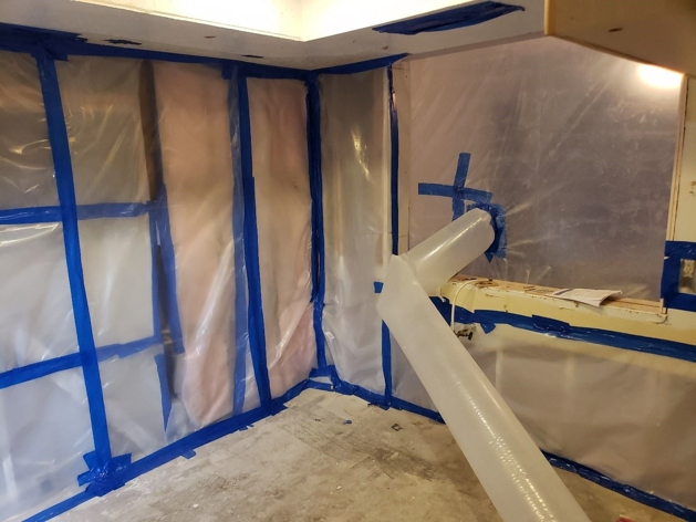 Mold remediation process - Service Team of Professionals Forth Worth South
