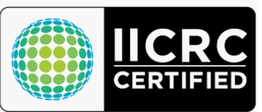 IICRC Certified Badge