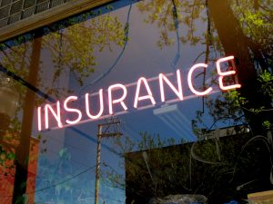 Insurance Marquee Sign