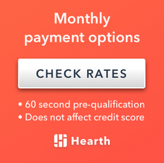 Hearth Financing Calculator